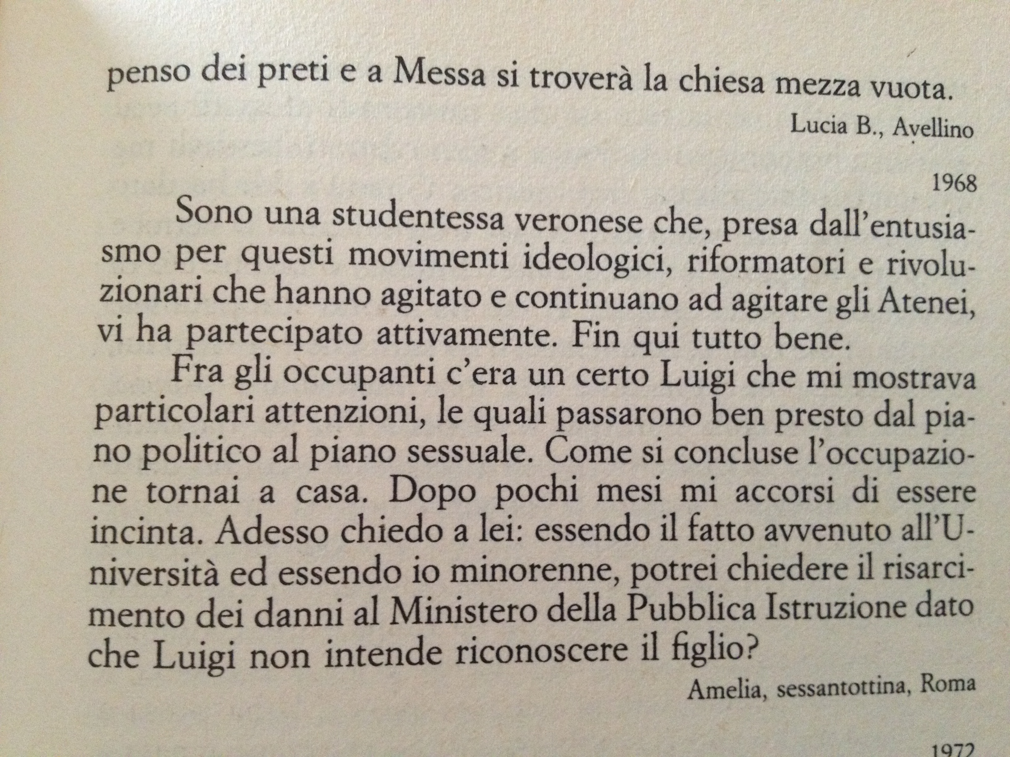 official photos 0beb1 aec7e Cara Donna Letizia, una serie di estratti   L'Infelice Jules ...